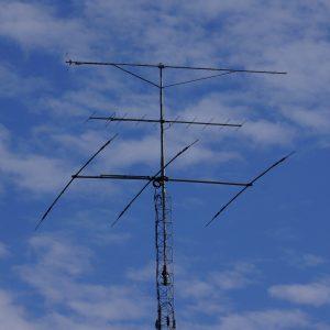 antenna, mast, signal